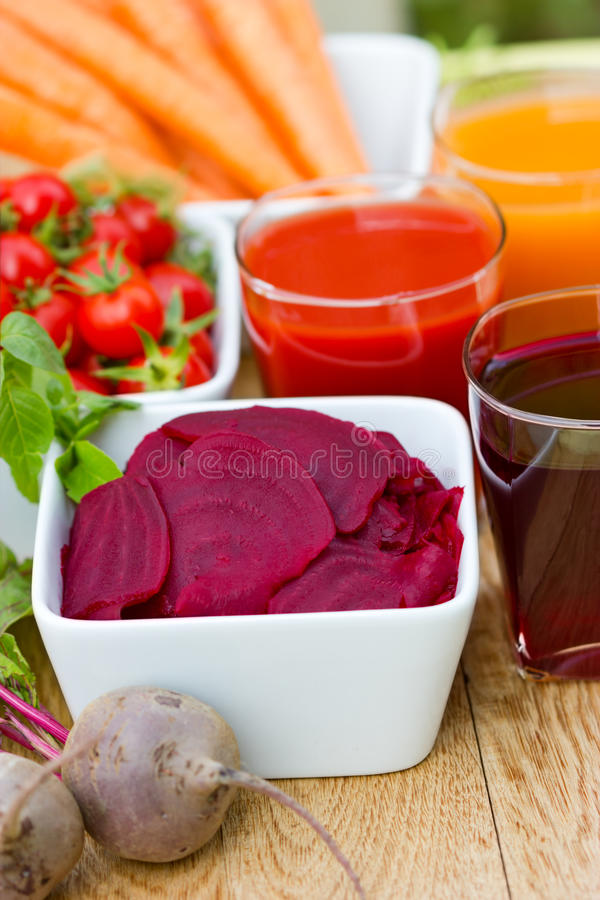 Free Beet And Beet Juice Stock Photo - 36263100