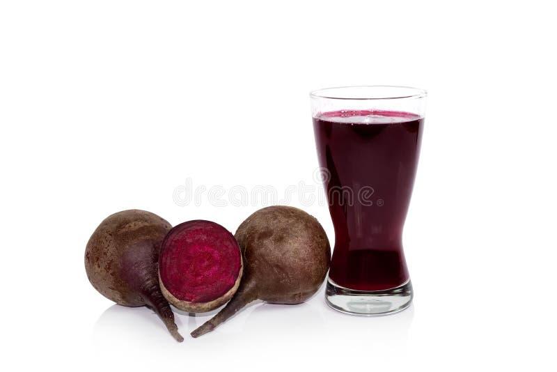 Beet juice royalty free stock photos