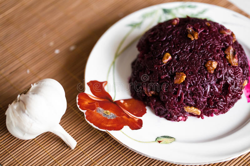 Download Beet Salad Royalty Free Stock Images - Image: 23975869