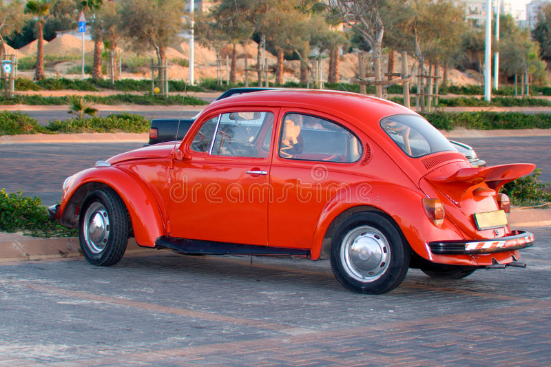 Beetles volkswagen stock photography