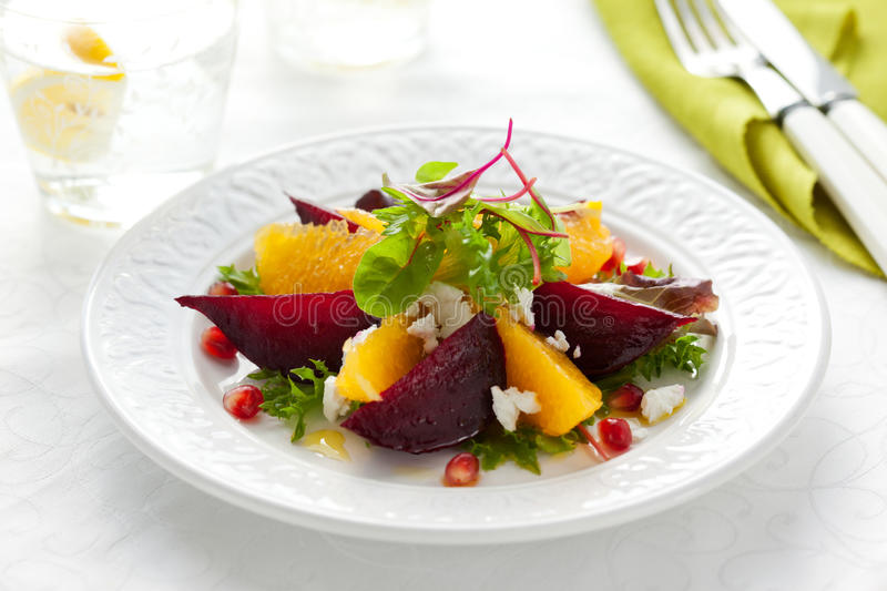 Download Beetroot Salad Stock Photography - Image: 20992712