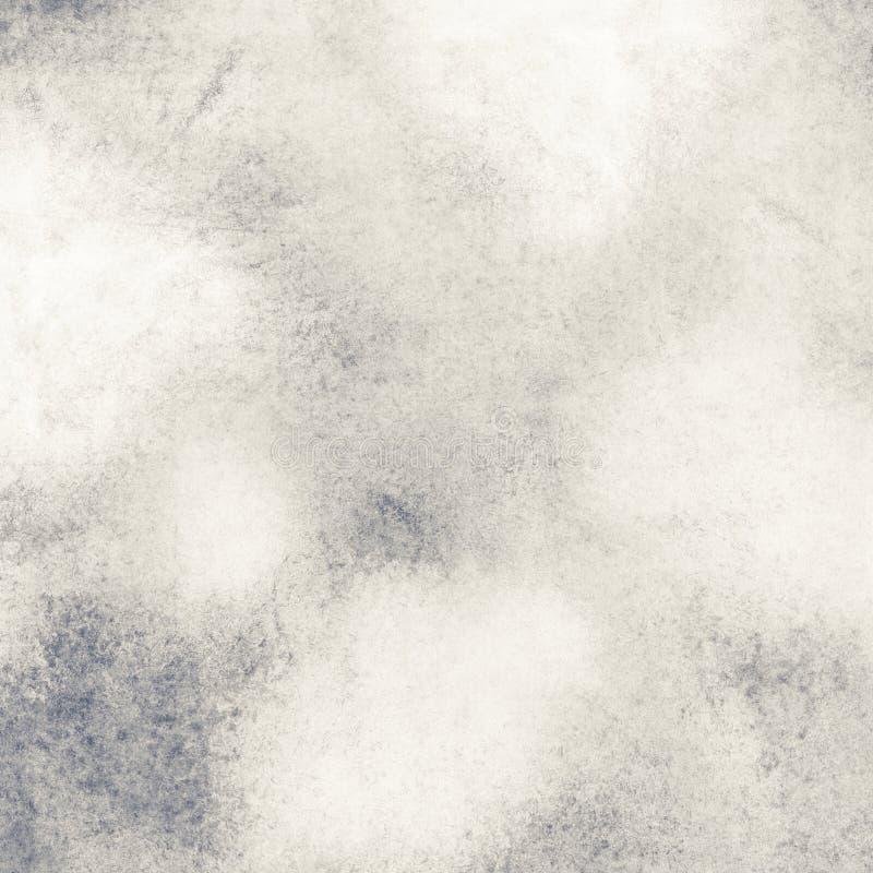 Befläckt Grunge, spoted målad vattenfärg stock illustrationer