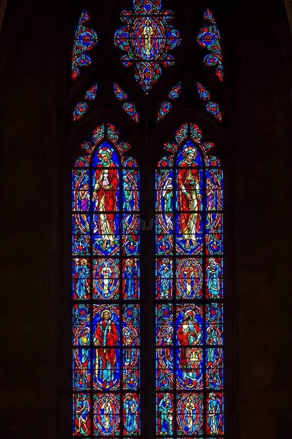 Download Befleckte Heilige stockbild. Bild von wunder, winkel - 47100493