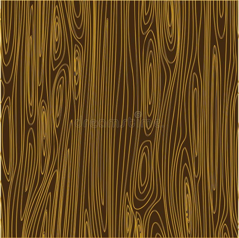 Beflecktes Holz stock abbildung