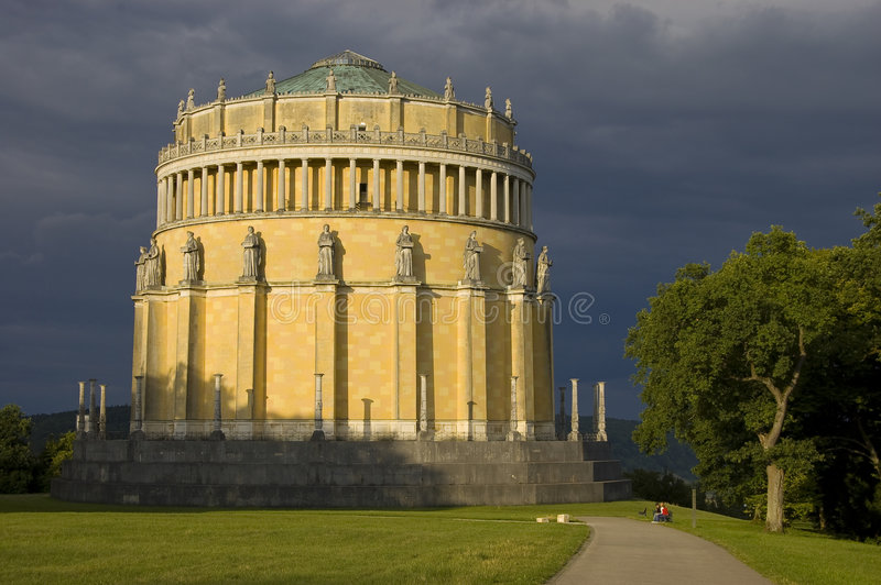Befreiungshalle imagens de stock royalty free