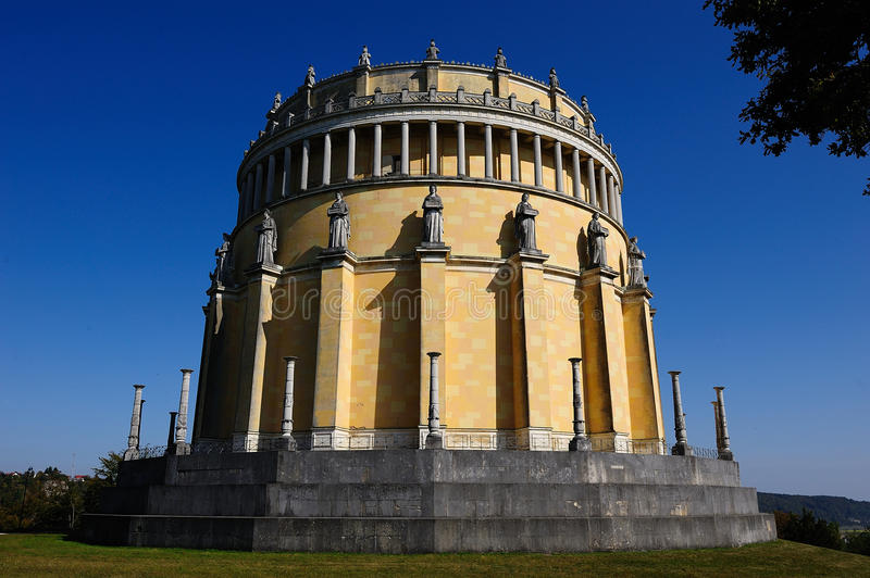Download The Befreiungshalle (Hall Of Liberation) Stock Photo - Image: 11089780