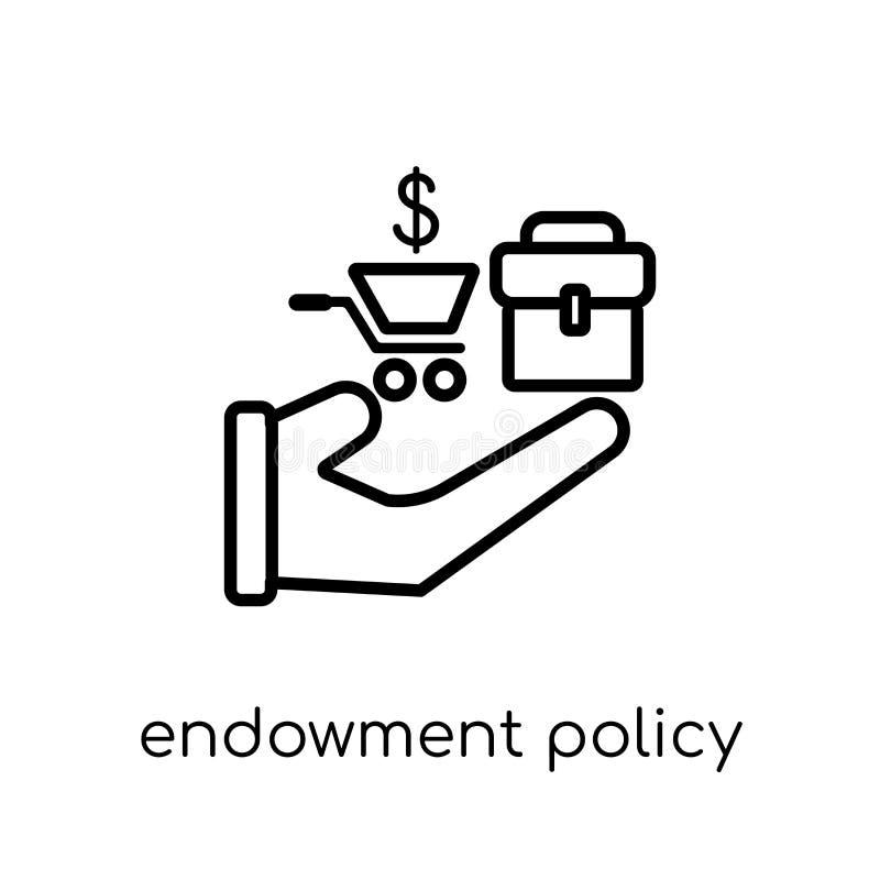 Begåvningpolitiksymbol  stock illustrationer