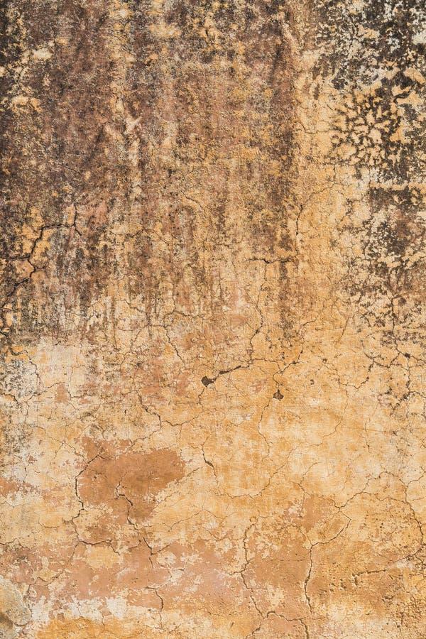 Bege claro rachado textura colorida do fundo foto de stock royalty free