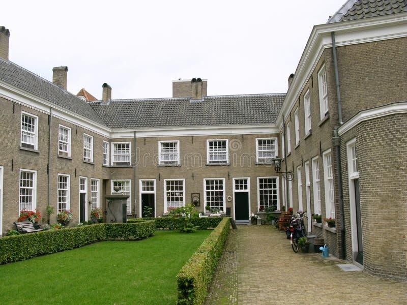 Download Begijnhof in Breda stock image. Image of church, love - 15438647