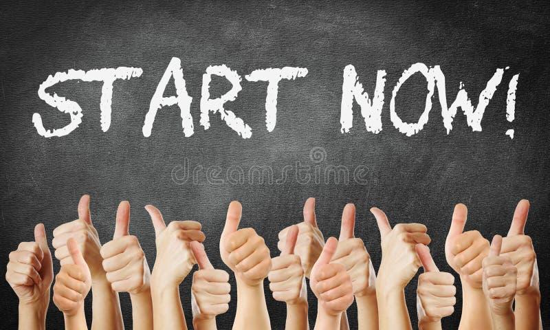 Begin nu