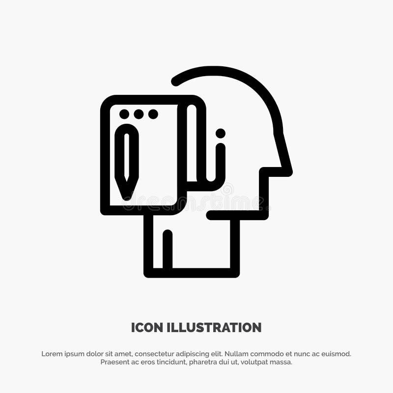 Begin, Start From Scratch, List, Note, Start Line Icon Vector stock illustration