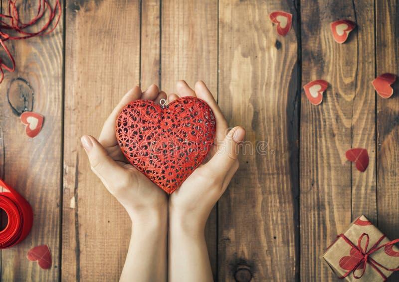 Begrepp av dagen för valentin` s royaltyfria foton