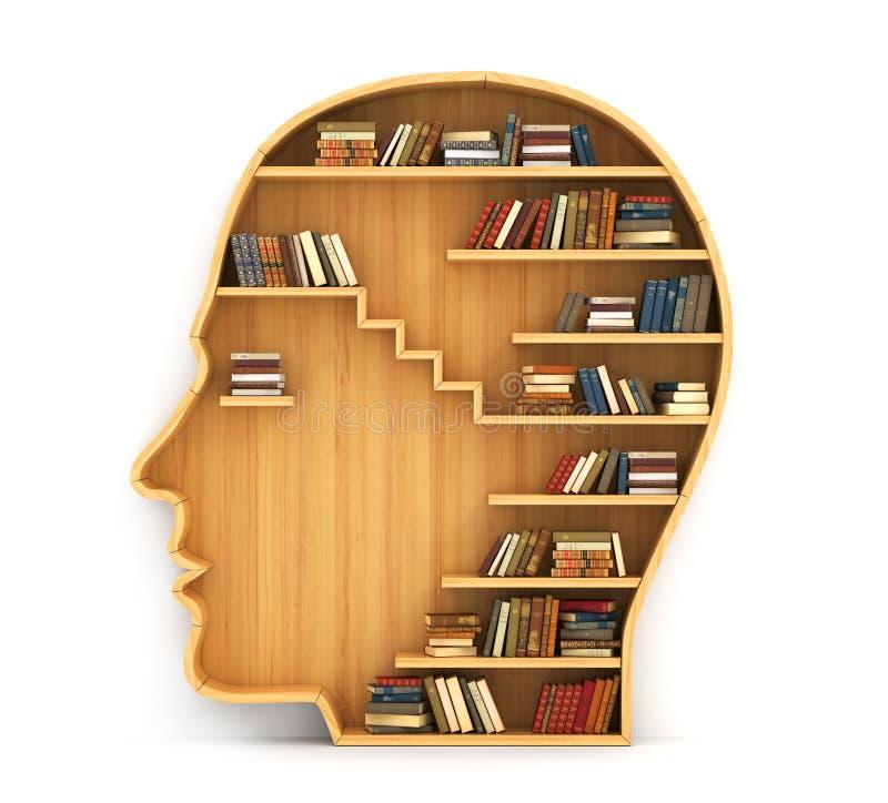 Begrepp av utbildning stock illustrationer