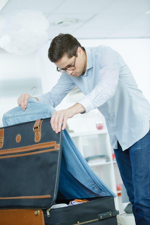 Begrepp för bagage och för folk för affärstur royaltyfria foton
