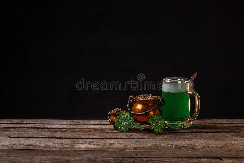 Begrepp för dag för St Patrick ` s royaltyfri foto