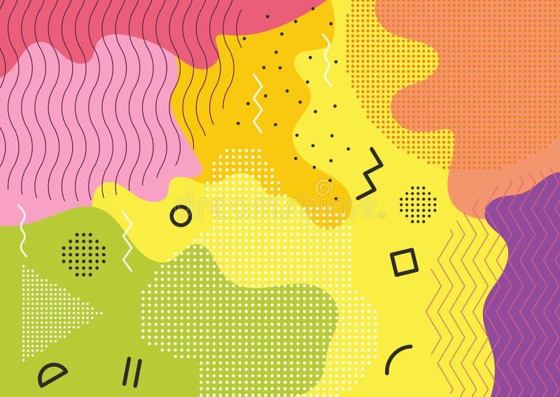 Begrepp för design för barnlekplatsbaner vektor illustrationer