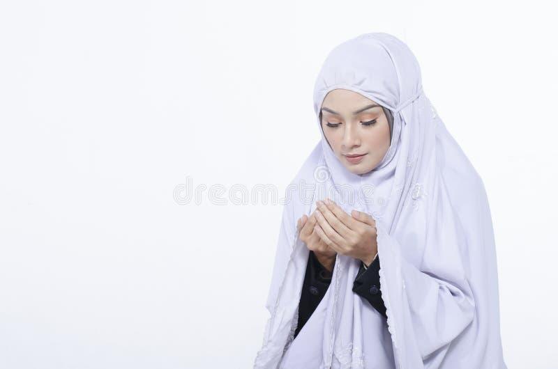Begrepp för eid mubarak och andafasta av islamiska ramadan, dig arkivfoto