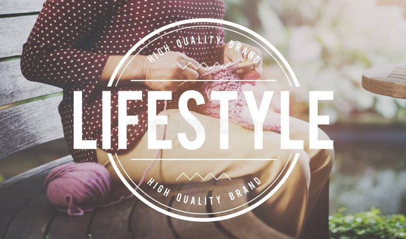 Begrepp för livsföring för passion för livsstilintressehobby royaltyfri fotografi