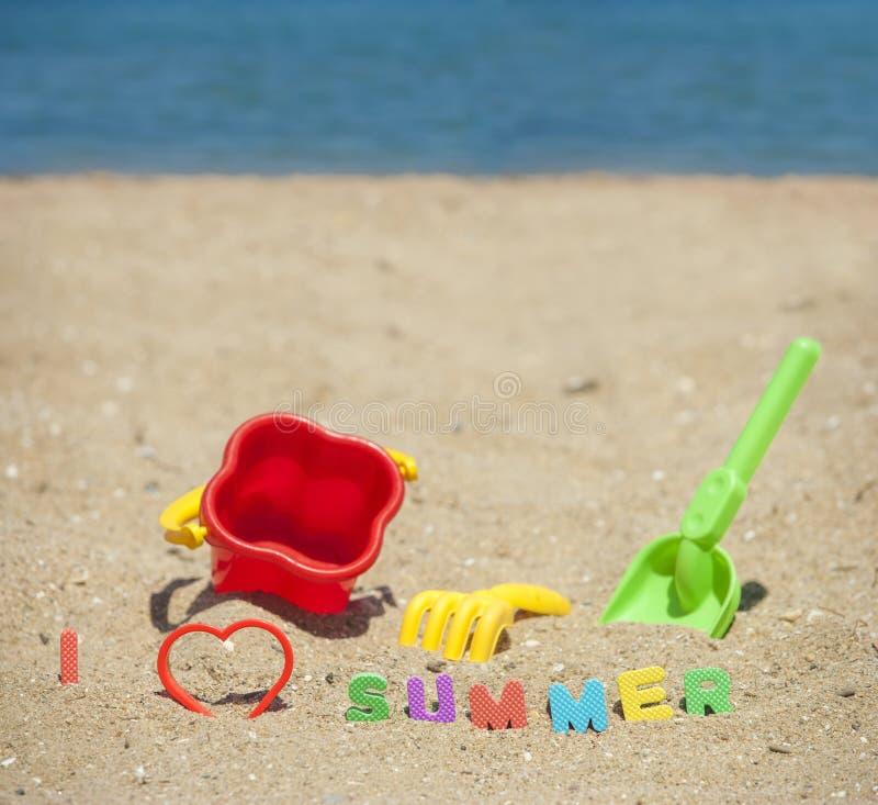 Begrepp för sommartid arkivfoton