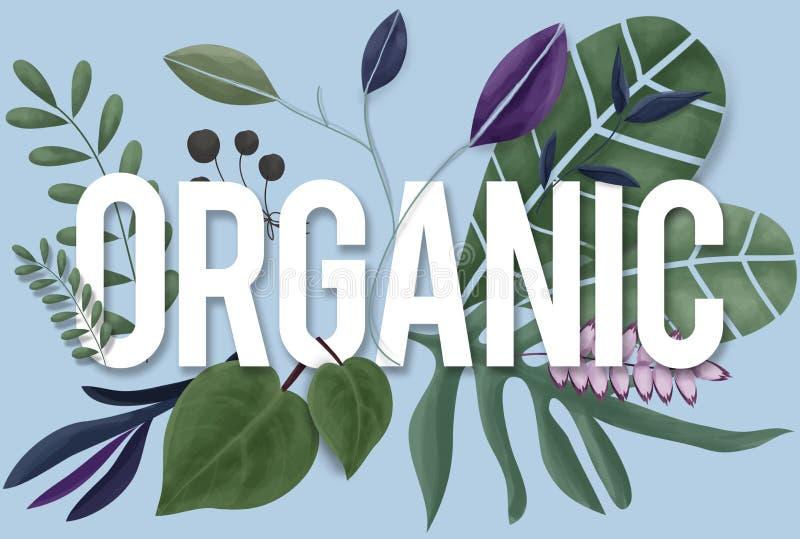 Begrepp för tillväxt för grön jord för naturmiljö naturligt royaltyfri illustrationer