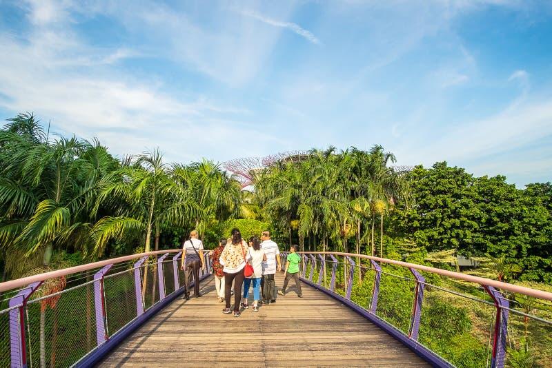 Begrepp, gränsmärke och populärt för Singapore lopp för turist- dragningar arkivbilder