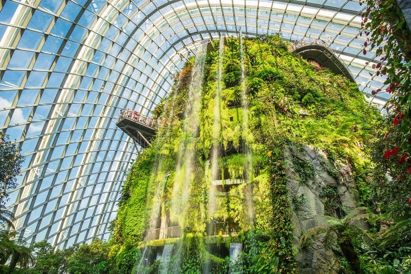 Begrepp, gränsmärke och populärt för Singapore lopp för turist- dragningar royaltyfria bilder