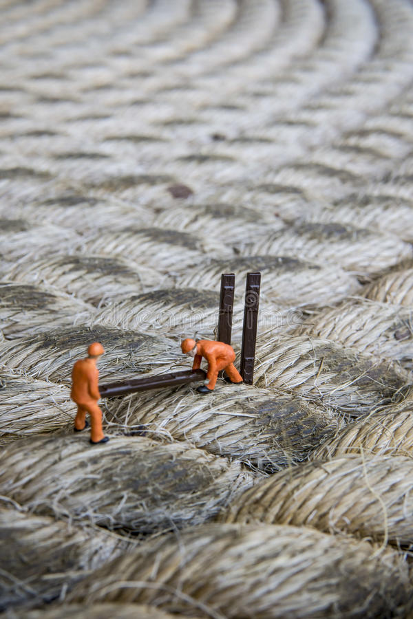 Begreppsmässig miniatyr arkivbilder