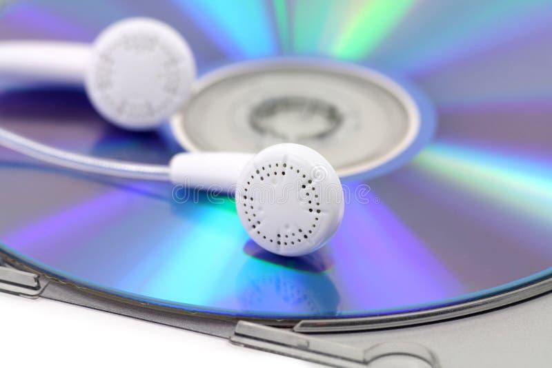 begreppsmp3-musik arkivfoton