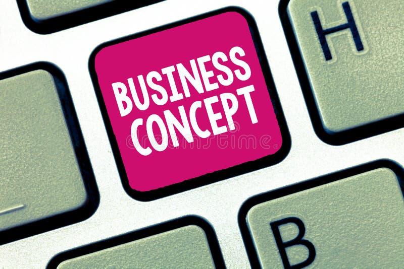 Begriffshandschriftvertretung Geschäfts-Konzept Geschäftsfoto, das Annäherung des neuen Produktes zum Vermarkten oder zum Liefern lizenzfreies stockbild