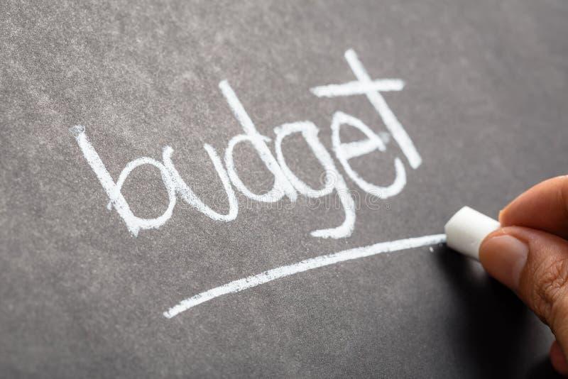 begroting stock afbeeldingen