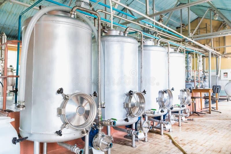 Behälterausrüstung stockfoto