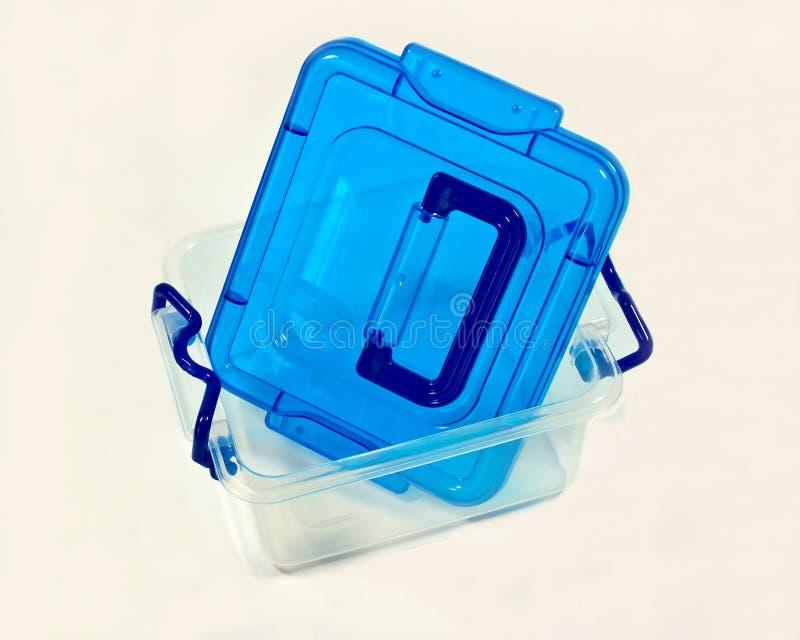 behållareplast- fotografering för bildbyråer