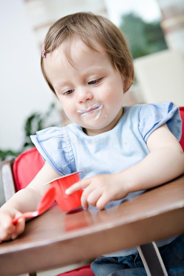 Behandla som ett barn att äta