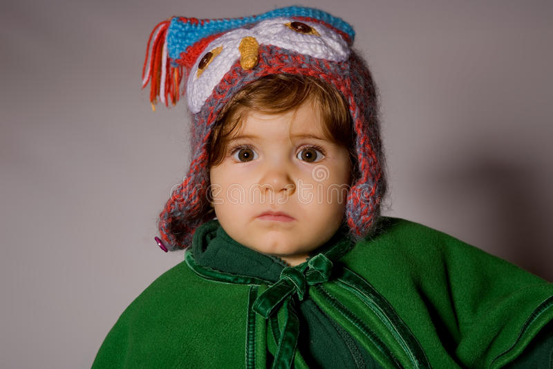 behandla som ett barn barn royaltyfria bilder