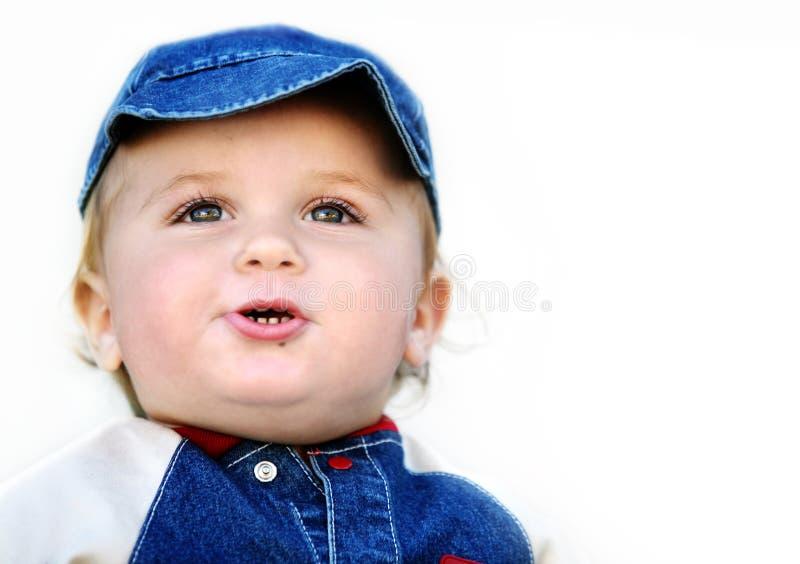 Download Behandla Som Ett Barn Den Gulliga Pojken Fotografering för Bildbyråer - Bild av roligt, lycka: 3547251
