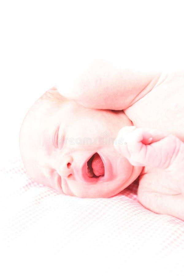 Download Behandla Som Ett Barn Fött Nytt Fotografering för Bildbyråer - Bild av leverans, läkarundersökning: 514323