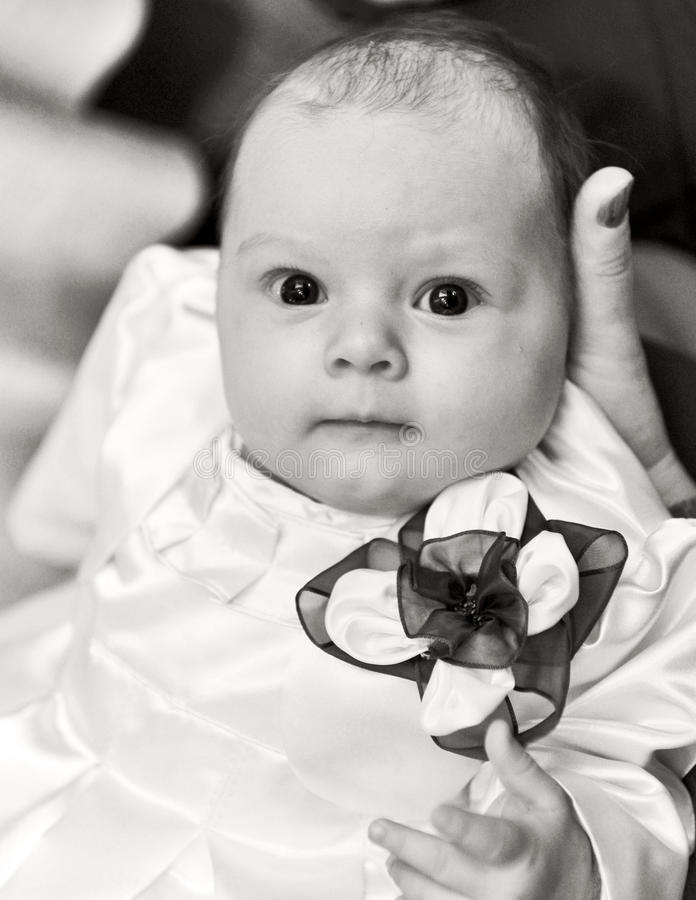 behandla som ett barn flickan little royaltyfri fotografi