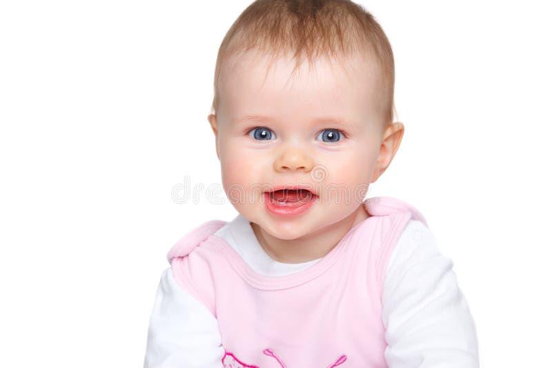 Behandla som ett barn mjölktänder royaltyfria bilder