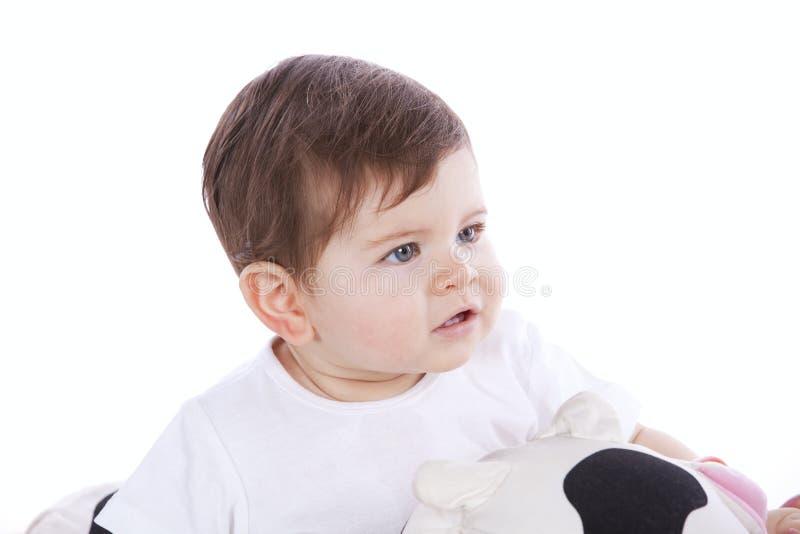 Download Behandla Som Ett Barn Pojken Fotografering för Bildbyråer - Bild av barnomsorg, ögon: 19781333