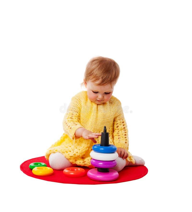 Behandla som ett barn spela sammanträde fotografering för bildbyråer