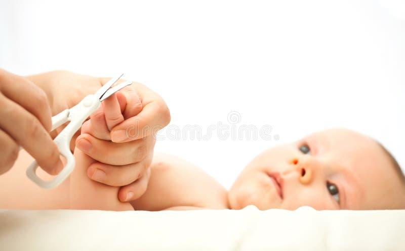Behandla som ett barn ståenden arkivfoton