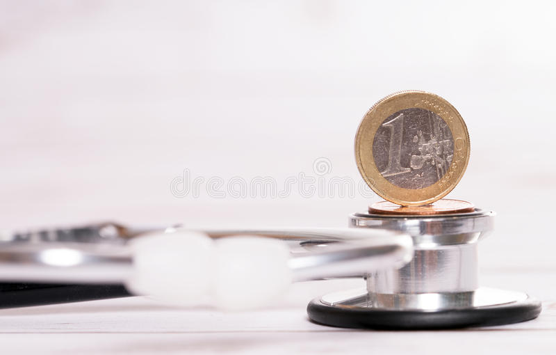 Behandlungskosten lizenzfreie stockbilder