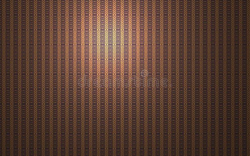 behang stock illustratie