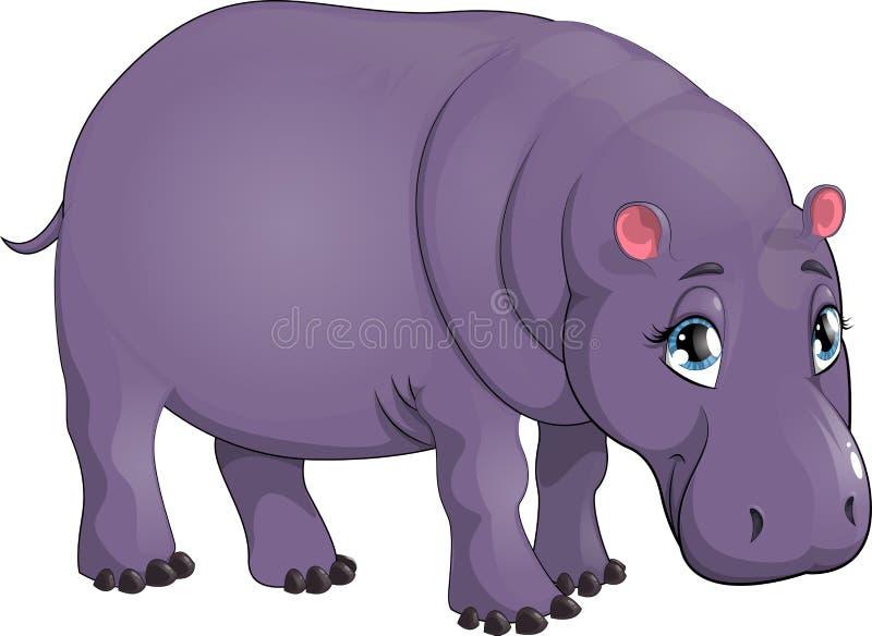 Behemoth stock illustratie