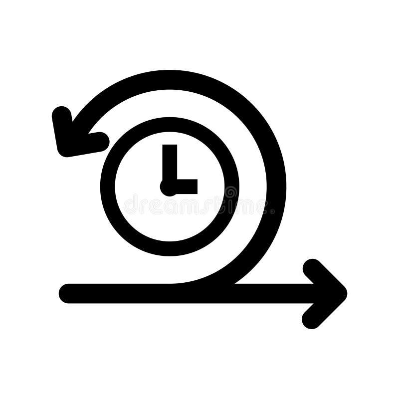 Behendig pictogram, vectorillustratie vector illustratie
