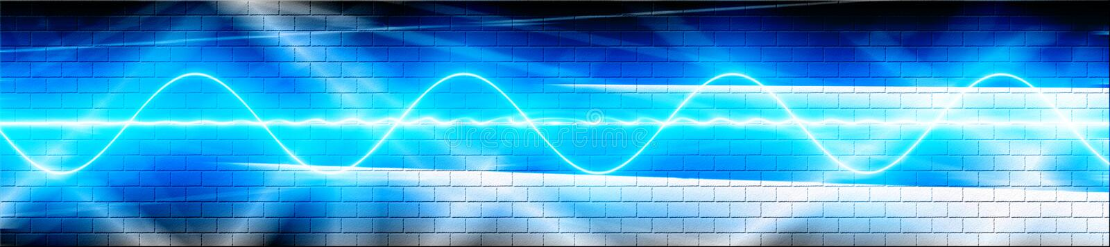 Behind the wall. Outside the firewall a contaminated blaze rages, inside clean data energy streams. Or to represent techno laser light show for dance club