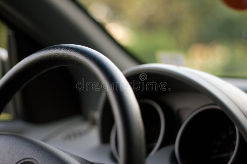 Download Behind the weel stock photo. Image of depth, motor, drive - 186084