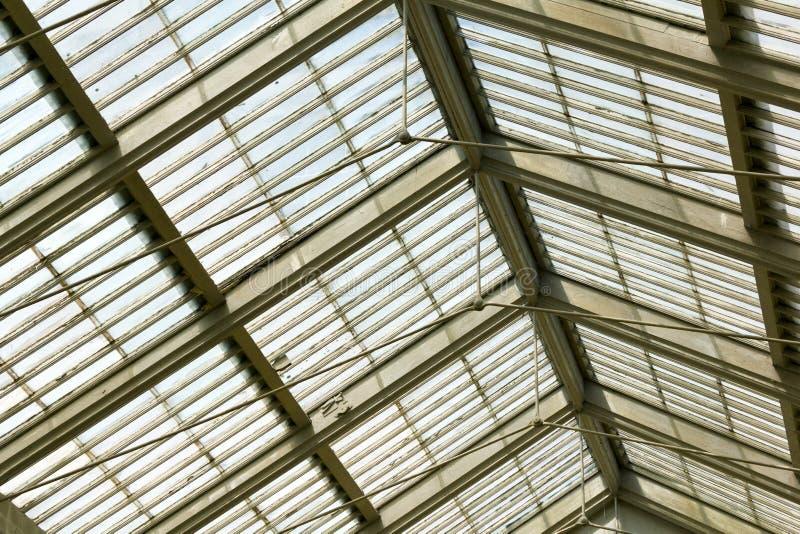 Behoudend dak stock afbeeldingen