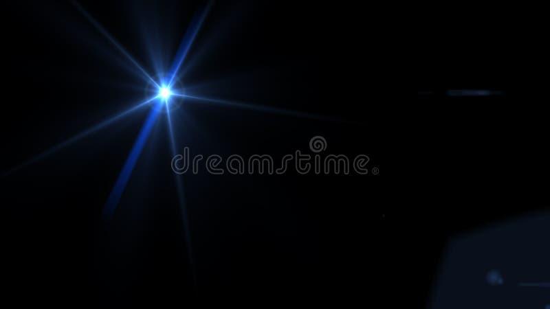 Bei chiarori della luce immagini stock