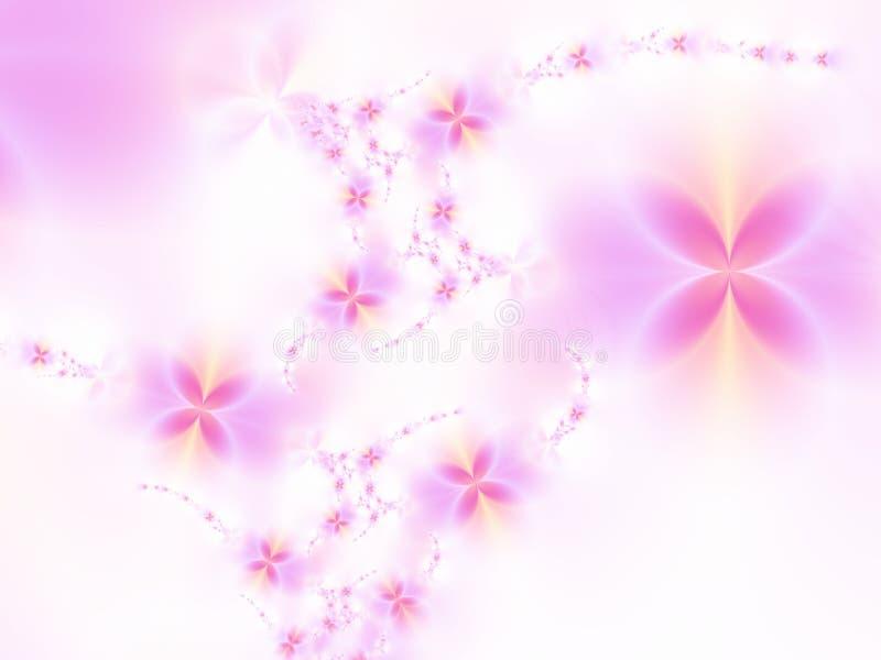 Bei fiori illustrazione di stock